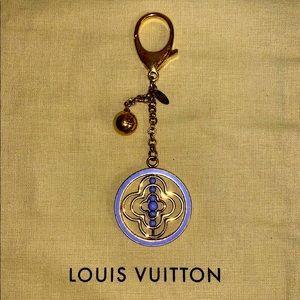 LOUIS VUITTON BAG CHARM/KEY HOLDER